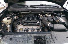 Clean Tokunbo Ford Flex 2010 Black