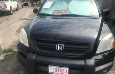 Selling 2005 Honda Pilot at mileage 0 in good condition in Lagos