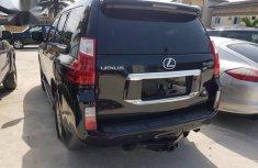Clean Tokunbo Lexus GX 2010 460 Black