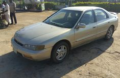Nigerian Used Very Neat Honda Accord 1996 Model