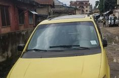 Neat Nigerian used Mitsubishi SpaceRunner 1998