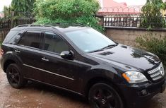 Clean Tokumbo Mercedes Benz ML350 4matic 2009