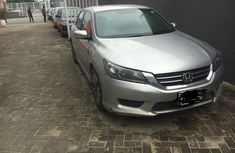 Nigerian Used Honda Accord 2013