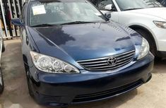 Super Clean Foreign used Toyota Camry 2006 Blue