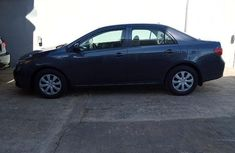 Foreign Used Toyota Corolla 2009 1.4 Advanced Gray
