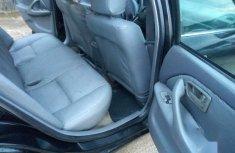 Nigerian Used Toyota Camry Automatic 1999 Black