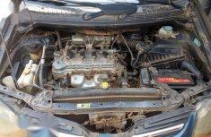 Clean Nigerian used Nissan Almera Tino 2005 Black
