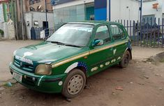 Sell authentic 2000 Nissan Micra at mileage 0