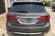 Neat Tokunbo Acura MDX 2017 Gray