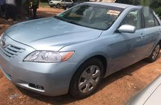 Neat Tokunbo Toyota Camry 2008 2.4 LE Blue