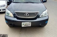 Foreign Used Lexus RX 2007 Gray