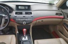 Super Clean Foreign used Honda Accord 2010 Sedan EX V-6 White