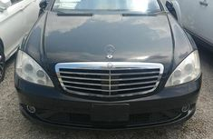 Foreign Used Mercedes-Benz S Class 2009 Black