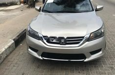 Clean Tokunbo authentic used 2015 Honda Accord automatic