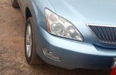 Nigerian Used Lexus RX 2005 330 4WD Blue