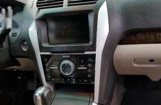 Clean Tokunbo Ford Explorer 2015 Black