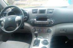 Clean Tokunbo Toyota Highlander 2011 Limited
