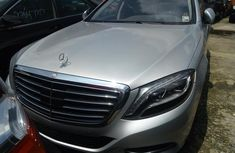 Used 2012 Mercedes-Benz S550 car automatic at attractive price in Lagos