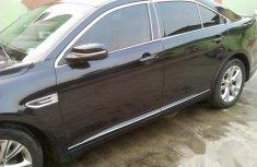Clean Nigerian used Ford Taurus SEL 2011 Black