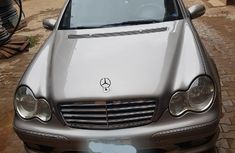 Clean Nigerian used Mercedes-Benz C230 2005