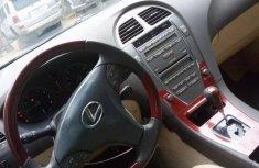 Foreign Used Lexus ES 2009 350 Black