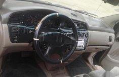 Clean Nigerian used Honda Odyssey 2001 Gray