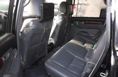 Super Clean Foreign used Lexus GX 2008 Black