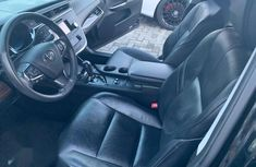Super Clean Foreign used Toyota Avalon 2014 Black
