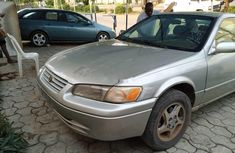 Sell cheap grey/silver 1998 Toyota Camry sedan automatic in Lagos