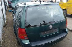 Volkswagen Golf 2005 Green