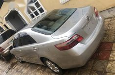 Neat Tokunbo Toyota Camry 2007 Silver