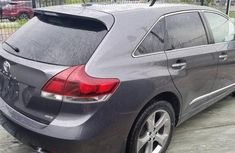 Super Clean Foreign used Toyota Venza 2014 Gray
