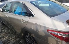 Super Clean Foreign used Toyota Camry 2016 Brown