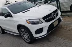 Super Clean Foreign used Mercedes-Benz GLE450 2016 White