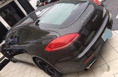 Super Clean Nigerian used Porsche Panamera 2015 Gray