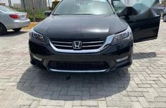 Super Clean Foreign used Honda Accord 2014 Black