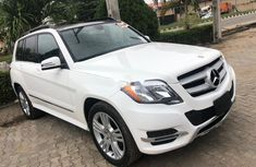Sell white 2014 Mercedes-Benz GLK suv / crossover automatic