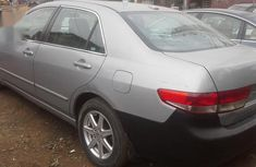 Clean Tokunbo Honda Accord 2004 Automatic