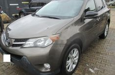 Well maintained 2013 Toyota RAV4 for sale in Lagos