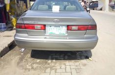 Clean Nigerian used Toyota Camry Automatic 1999 Gray