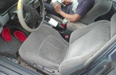 Clean Nigerian used Honda Accord 2000 Green