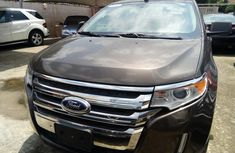 Sell cheap grey/silver 2012 Ford Edge automatic at mileage 0