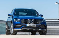 2020 Mercedes-AMG GLC 43 unveiled with updated styling, offered in two trims