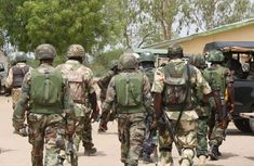 Nigerian soldier causing accident assaults Lagos motorist