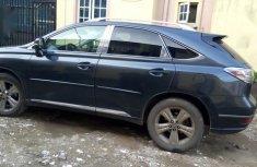 Nigerian Used Lexus RX 2010 350 Black