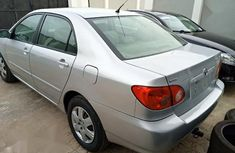 Clean Tokunbo Toyota Corolla 2005 LE Silver