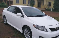 Super Clean Foreign used Toyota Corolla 2010 White