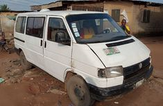White 2000 Volkswagen Commercial for sale at price ₦550,000 in Lagos