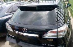 Clean Tokunbo Lexus RX 350 2010 Black