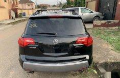 Clean Acura MDX 2007 SUV 4dr AWD (3.7 6cyl 5A) Black